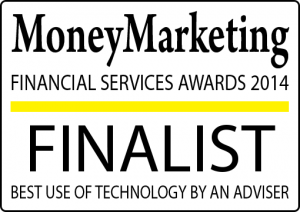 Money Marketing Award 2014