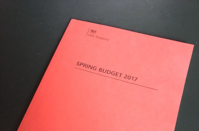 The Spring Budget 2017