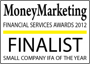 Money Marketing Award 2012