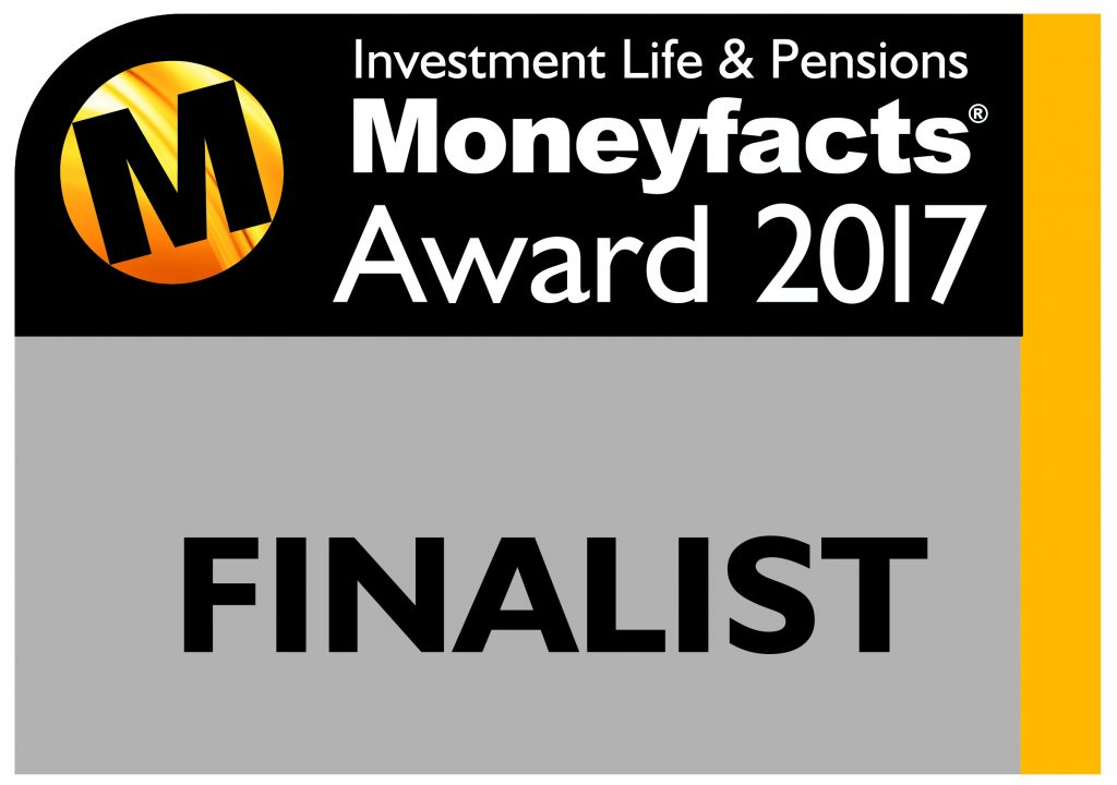 Moneyfacts ILP Awards Finalist 2017